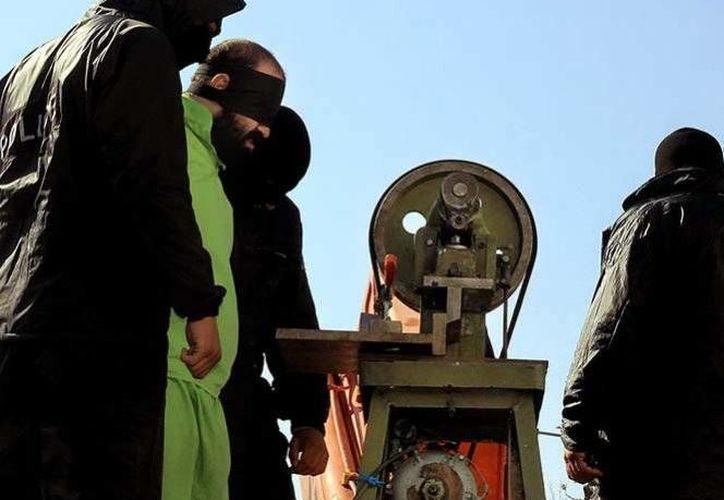 La república islámica ha puesto en práctica la cláusula legal de 'ojo por ojo' para castigar a alguien que realizó algún daño a otra persona.(Archivo/AP)