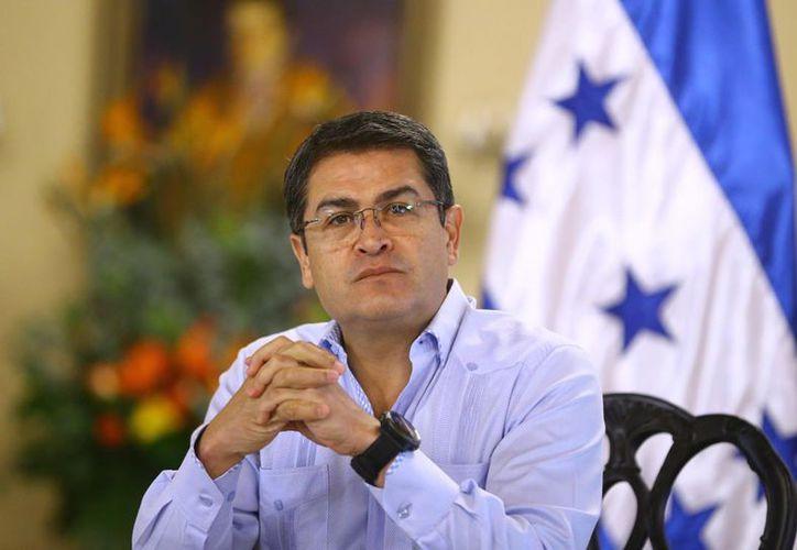 El actual mandatario obtuvo el 42,95 % de los votos, contra el 41,24 % del candidato de la Alianza de Oposición contra la Dictadura. (Foto:El Ciudadano)