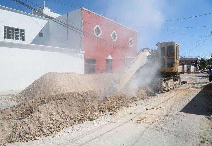 La obra beneficiará a 28 mil 263 habitantes de la cabecera municipal. (Redacción/SIPSE)