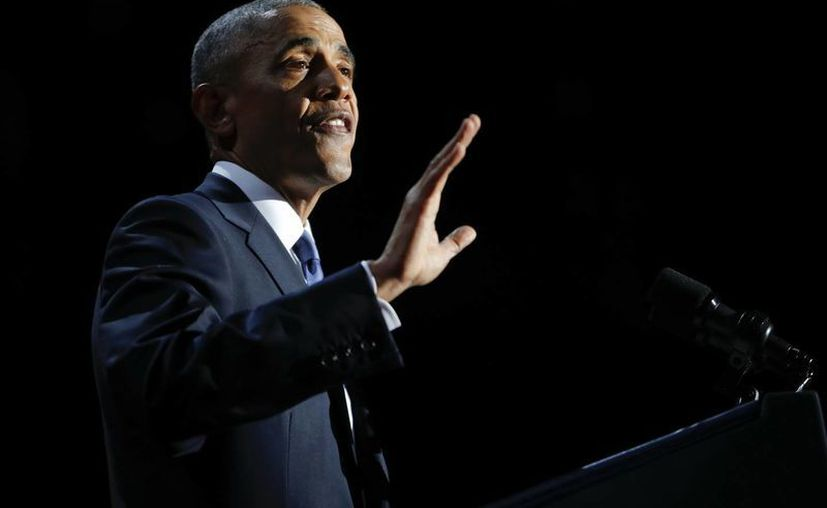 El presidente Obama pone fin a una medida que benefició a miles de cubanos que llegaron ilegalmente a territorio estadounidense. (AP/Pablo Martinez Monsivais)