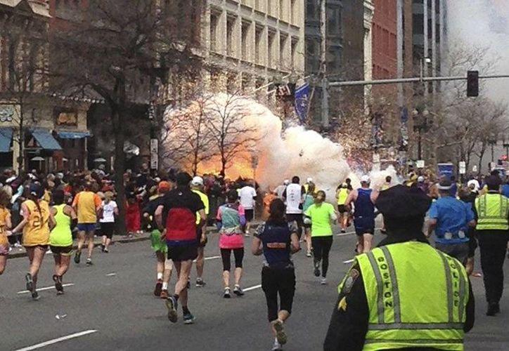 Los atentados terroristas ocurridos en el Maratón de Boston en 2013 están en proceso de ser llevados al cine y al teatro. (huffingtonpost.com)