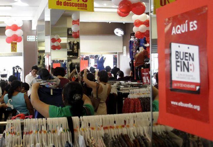 Niegan que comercios vayan a alterar precios por ventas 'El Buen Fin'. (Milenio Novedades)