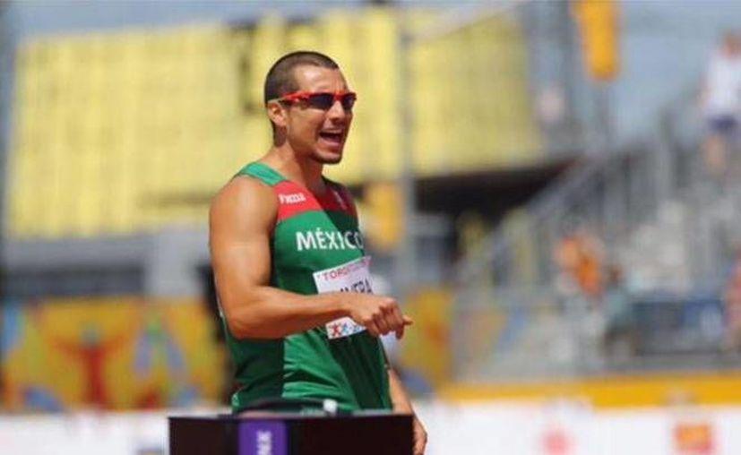 El saltarín mexicano Luis Rivera obtuvo su pase a la final con un salto de 7.85 metros en la clasificación, el próximo miércoles el mexicano buscará conquistar la medalla de oro en salto con longitud.(Conade)