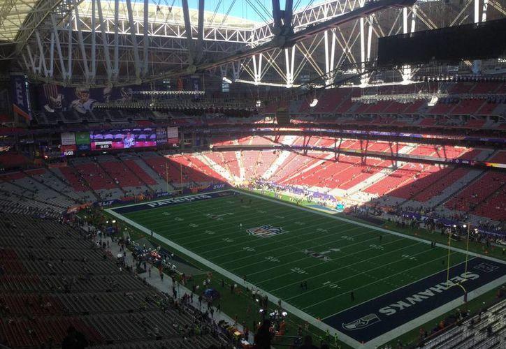Se reportó la entrada de 70 mil 288 aficionados en el estadio. (Sixto López/SIPSE)