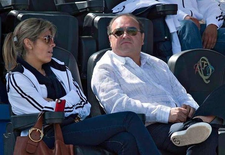 Amado Yáñez, socio mayoritario de Oceanografía, está preso por su implicación en un millonario fraude. (mediotiempo.com)