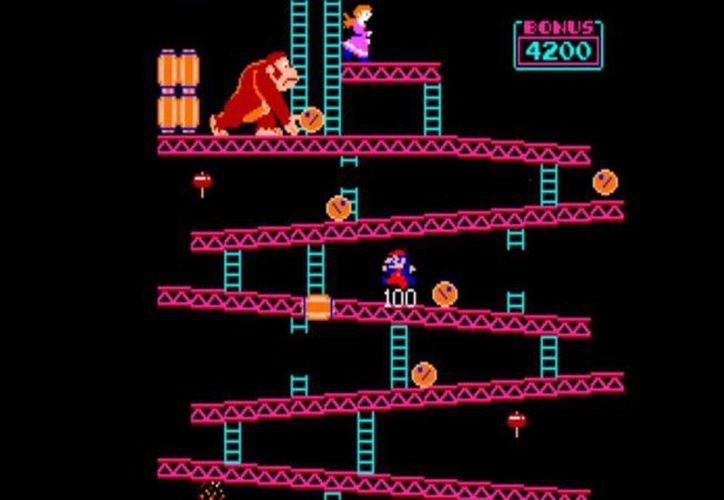 Es la primera vez que Nintendo publica la versión arcade original del juego para descargar. (Vanguardia MX)