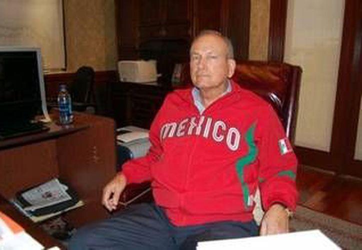 Cuauhtémoc Rodríguez, presidente ejecutivo de Tigres, afirma que se debe seguir aplicando pruebas antidoping en la LMB. (Redacción/SIPSE)
