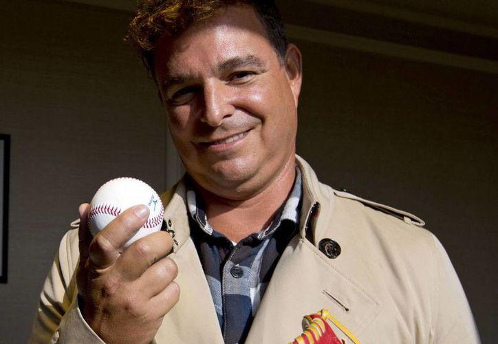 Castro hijo considera que el béisbol-sóftbol destaca porque 'es el deporte con más potencial de desarrollo de los que están fuera del programa olímpico'. (Agencias)