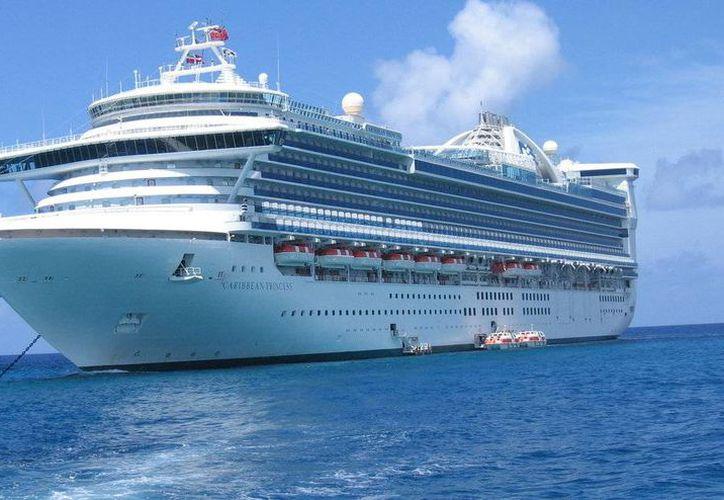 El próximo año se espera que arriben 5 % más cruceros a los puertos mexicanos. (Vanguardia)