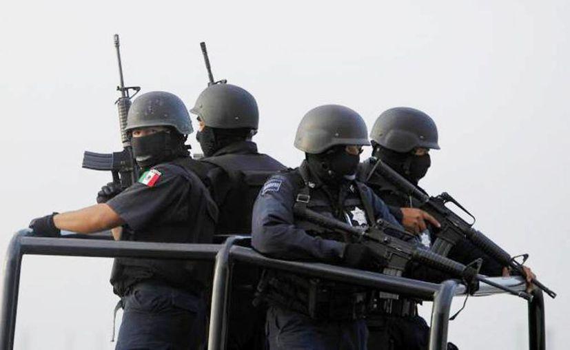 La Policía Federal, detalló que tiene programados 275 operativos en el territorio nacional a petición expresa de las autoridades de los tres niveles de gobierno. (Archivo SIPSE)