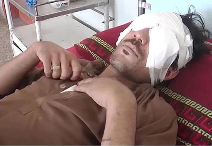 El joven fue atacado por sus hermanos y padre. (Infobae)