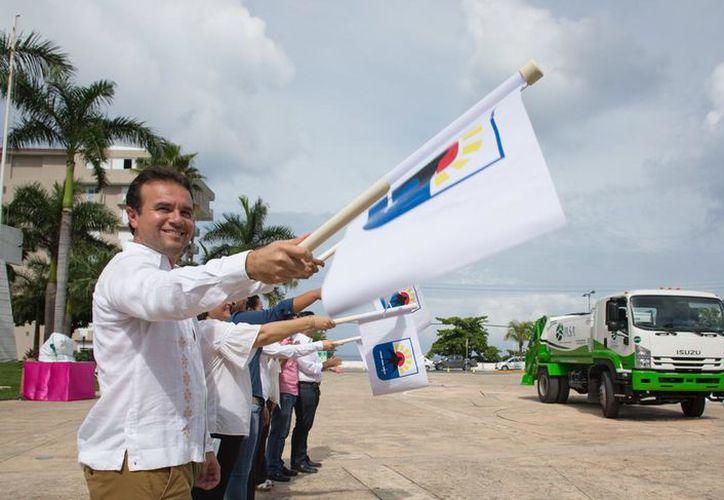 La nueva administración tiene grandes expectativas en hacer crecer el turismo en la isla. (Gustavo Villegas/SIPSE)