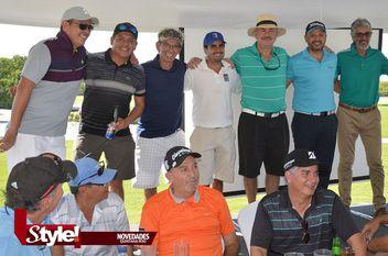 Torneo de golf PDA en el hotel Iberostar Cancún