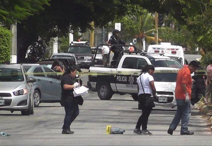 El 5 de mayo fue ejecutado un hondureño en la avenida Del Sol. (Redacción/SIPSE)