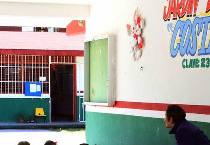 Ya hay 300 niños inscritos a preescolar en Felipe Carrillo Puerto. (Benjamín Pat/SIPSE)