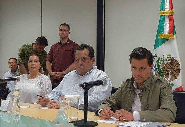 El líder mexicano reconoció la respuesta de las autoridades para atender a la población. (Foto: Excélsior).