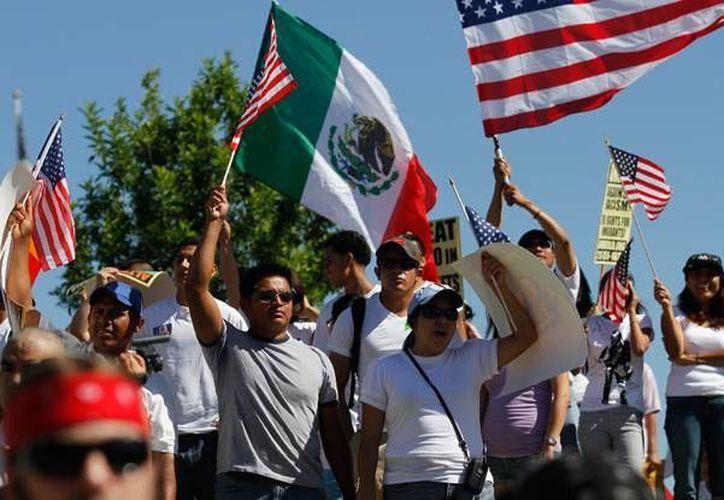 Las actividades pro migrantes del fin de semana en todo el país serán el preludio a una marcha y un concierto. (thenation.com)