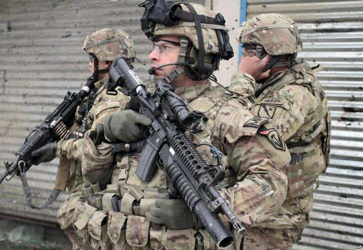 La gran mayoría de los soldados británico que regresan de una zona de combate no cometen algún delito, aunque sí aumenta su nivel de violencia. (Agencias)
