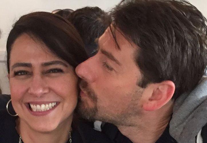 La semana pasada Videgaray ocupó su cuenta de Instagram para compartir algunas fotografías junto a su esposa. (Contexto/Internet).