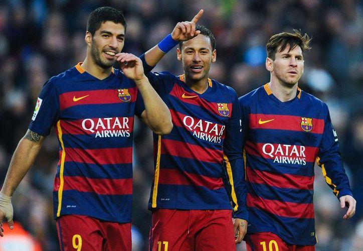 El Barcelona competirá en el torneo que se llevará a cabo del 23 de julio y al 13 agosto en estadios de Estados Unidos y Europa.(AP)