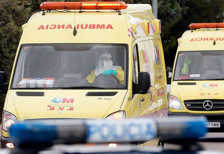 Las autoridades emitieron una alerta de atentado a través de una aplicación telefónica denominada SAIP. (RT)
