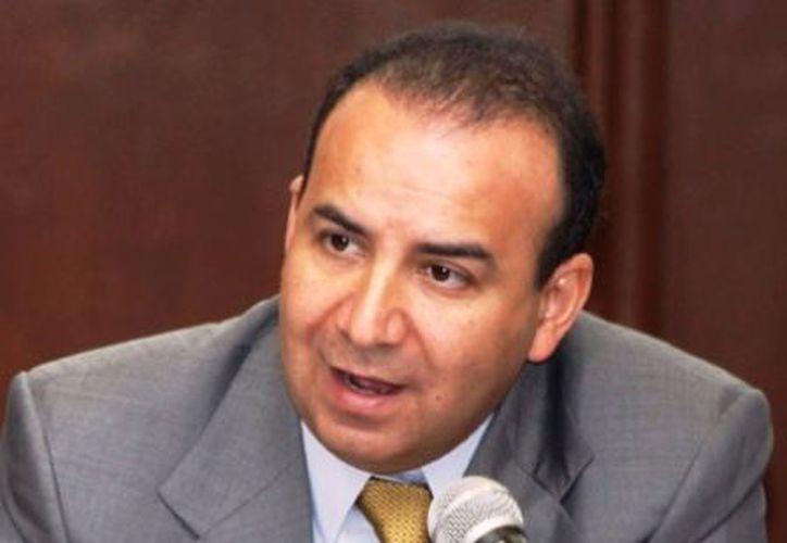 Navarrete Prida exhortó a los nuevos funcionarios a servir con responsabilidad, patriotismo y lealtad. (Agencias)
