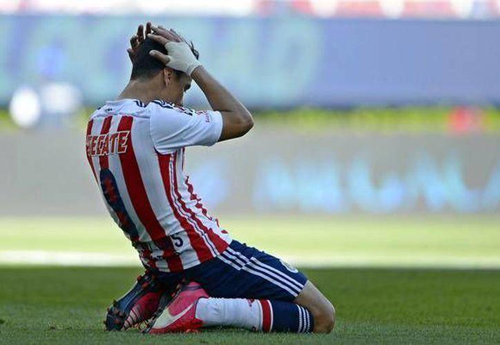 Chivas clasificó a la liguilla en el quinto puesto de la tabla general. (lacronicadehoy.com)