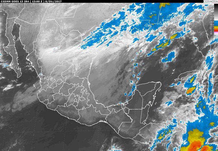 Para hoy se esperan tormentas en Chetumal. (Conagua)