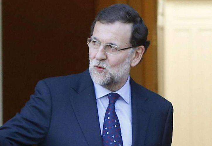 El presidente del gobierno español, Mariano Rajoy, dijo que la suspensión de la consulta por parte del Tribunal Constitucional  es ejemplo de que España es una democracia y un Estado de Derecho. (Archivo/EFE)