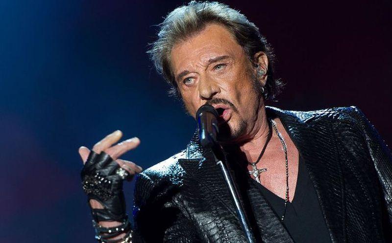 Muere el cantante francés Johnny Hallyday