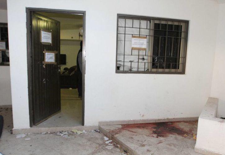 Este es uno de los sitios que habitó 'El Chapo' Guzmán poco antes de ser recapturado por tercera vez, esta última en Los Mochis, Sinaloa, a través de un operativo de la Marina. (Notimex)