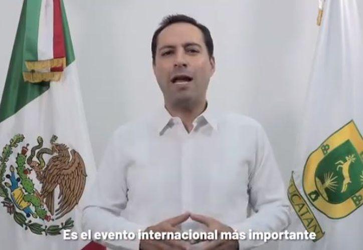 El gobernador Mauricio Vila envío un mensaje a través de sus redes sociales. (Captura de pantalla)