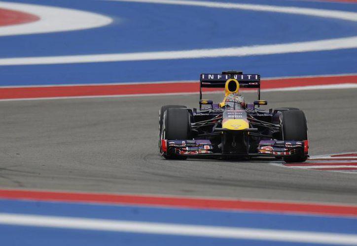 Vettel busca su octava victoria seguida de la temporada. (Foto: Agencias)