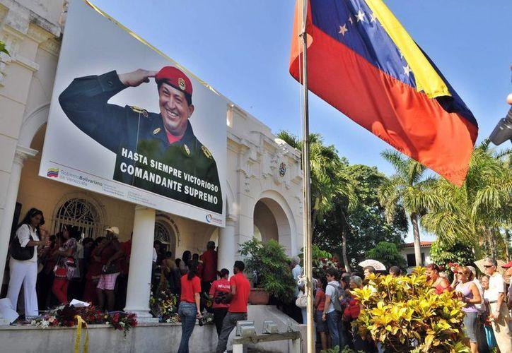 En La Habana se realizarán varios eventos en memoria del fallecido mandatario. (EFE)