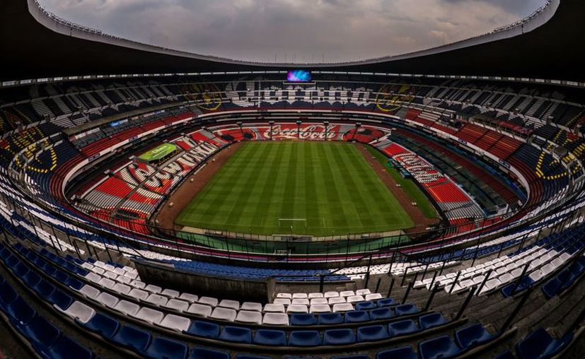 En caso de ganar, se espera que pida que el partido inaugural se juegue en el Estadio Azteca de la capital. (Deportes Estadio)