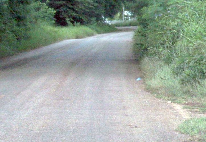 Se busca completar la vía en Tizimín iniciada hace algunos años correspondiente al tramo que va de Valladolid hacia Río Lagartos.(Milenio Novedades)