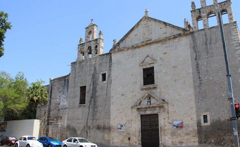 Iglesia de Nuestra Señora del Carmen, en La Mejorada. (Milenio Novedades)