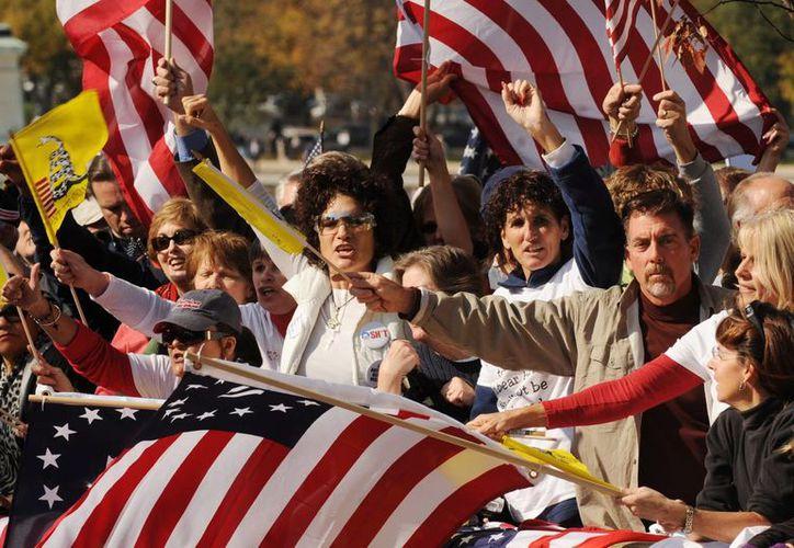 Los estadunidenses consideran que su gobierno debe dejar de inmiscuirse en las crisis internacionales. (EFE)