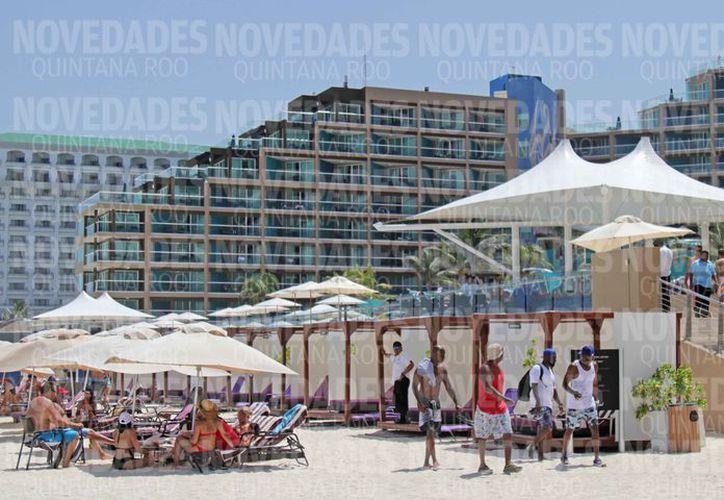 El turismo sale beneficiado al no incrementar el impuesto. (Jesús Tijerina/SIPSE)