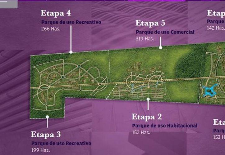 El proyecto fue presentado la semana pasada en la Expo Negocios Inmobiliarios 2016. (Luis Soto/SIPSE)