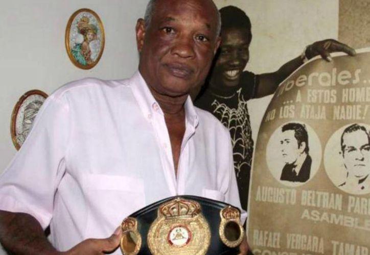 Rocky Valdez, excampeón mundial de boxeo. (El País)