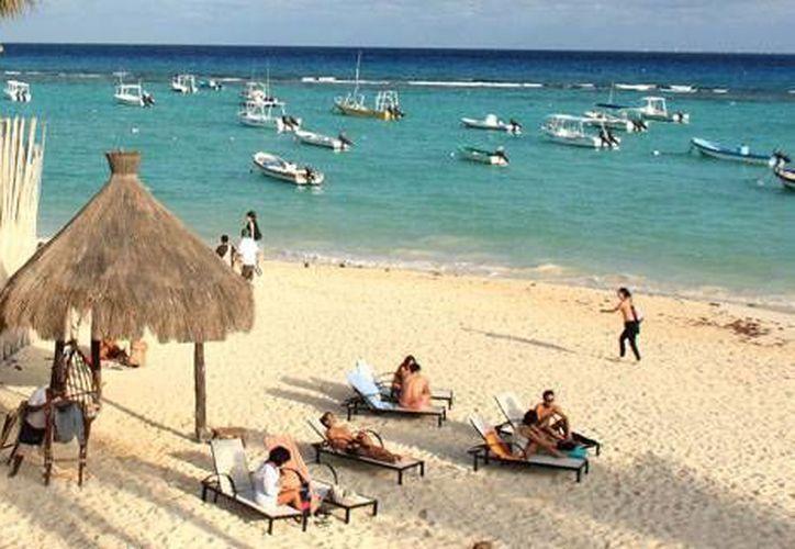 Las costas de las playas de Quintana Roo mantendrán el operativo durante la temporada vacacional. (Contexto/Internet)