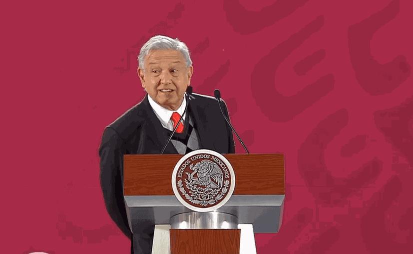 López Obrador recordó que se cancelaron todas las rentas de helicópteros y de aviones en el Gobierno federal. (López Dóriga Digital)