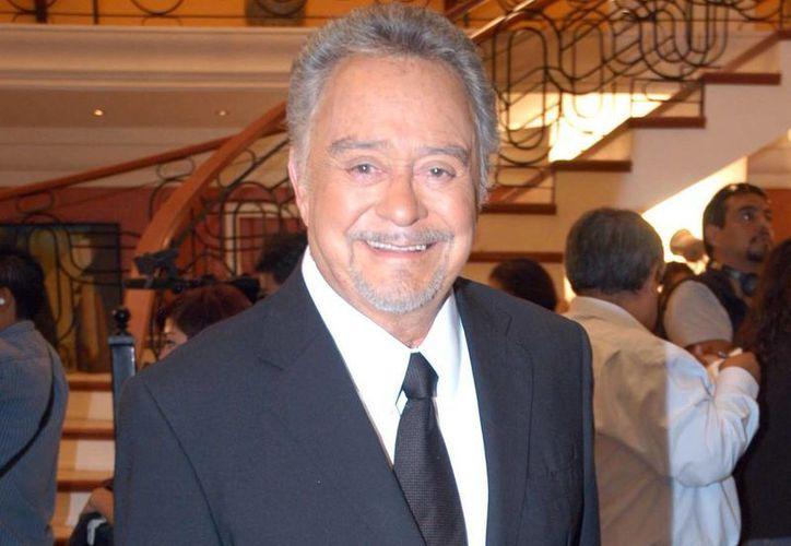 Polo Ortín, hombre alegre de sonrisa pronunciada, siempre contento, eje central en la historia de la televisión mexicana. Descanse en paz. (Yahoo.com)