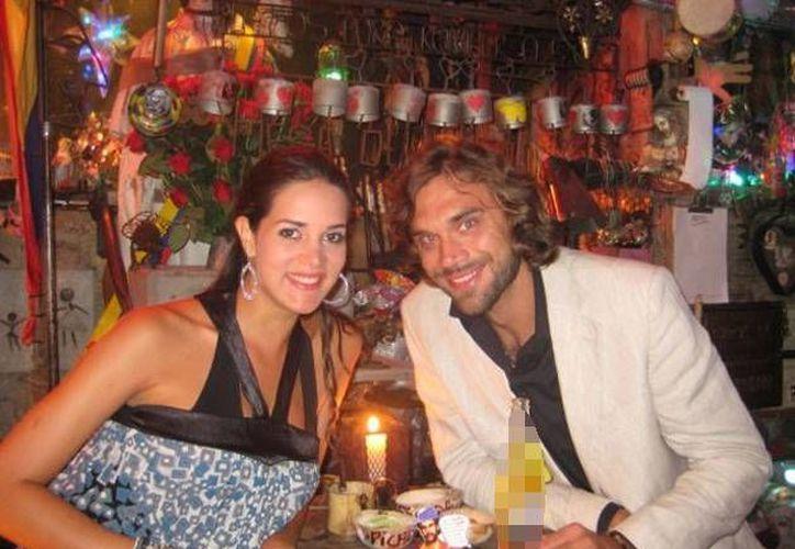 Mónica Spear y Thomas Henry Berry fueron asesinados a tiros el 6 de enero de 2014 en Venezuela. (ecuavisa.com)