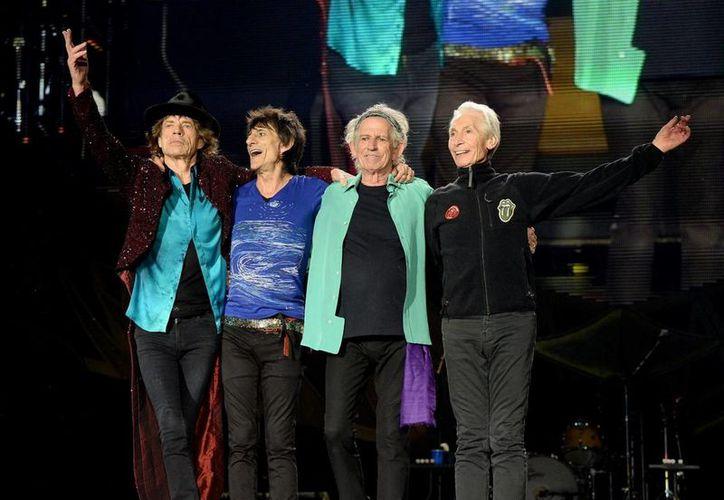 En el show de The Rolling Stones en México, en marzo, el escenario tendrá un aspecto hecho especialmente para el público de América Latina. (Notimex)