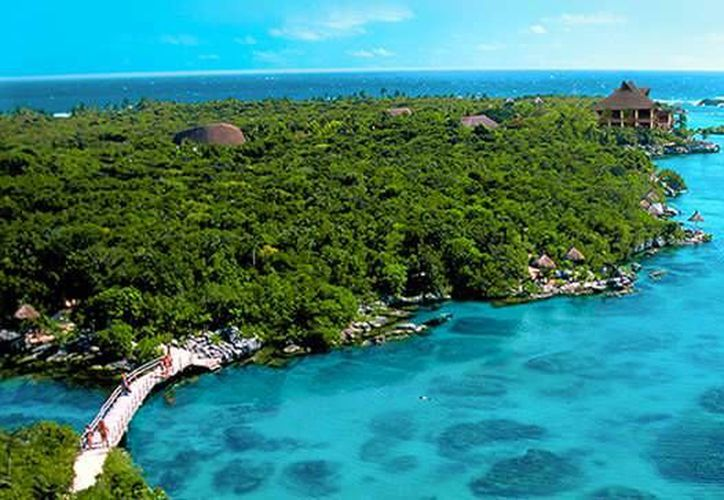 Las bellezas de Quintana Roo son un atractivo para los turistas. (Contexto/Internet)