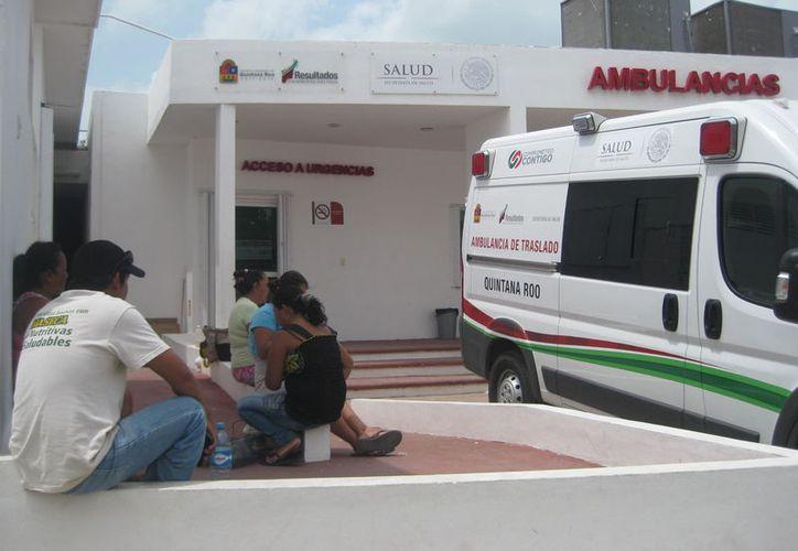 El hospital no contará con especialistas; recomiendan a los vacacionistas moderarse en el consumo del alcohol y tomar medidas de seguridad. (Javier Ortiz/SIPSE)