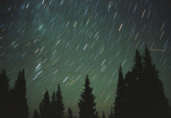 El fenómeno se verá con mayor intensidad la primeras horas de la madrugada. (Agencias)