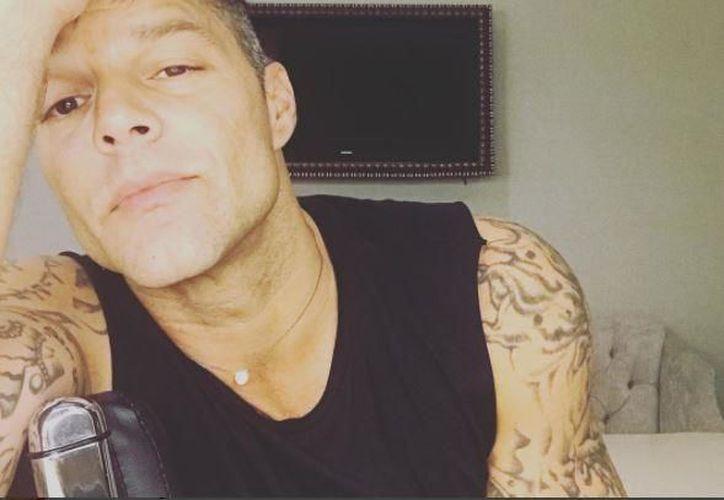 Ricky Martin, hace varios años destapó su homosexualidad. (Instagram)